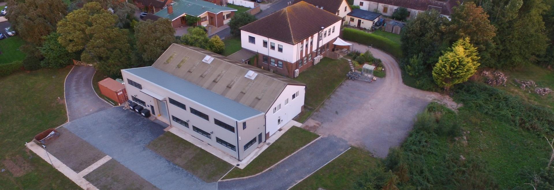 Nouvelle usine