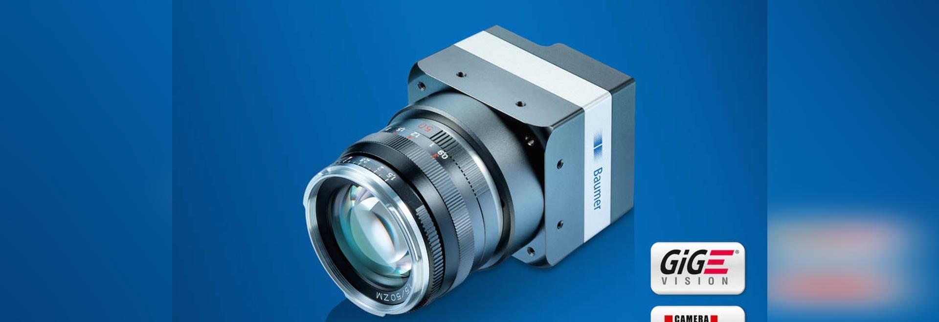 Nouvelles caméras CMOS à haute résolution de 25 mégapixels dans la série LX