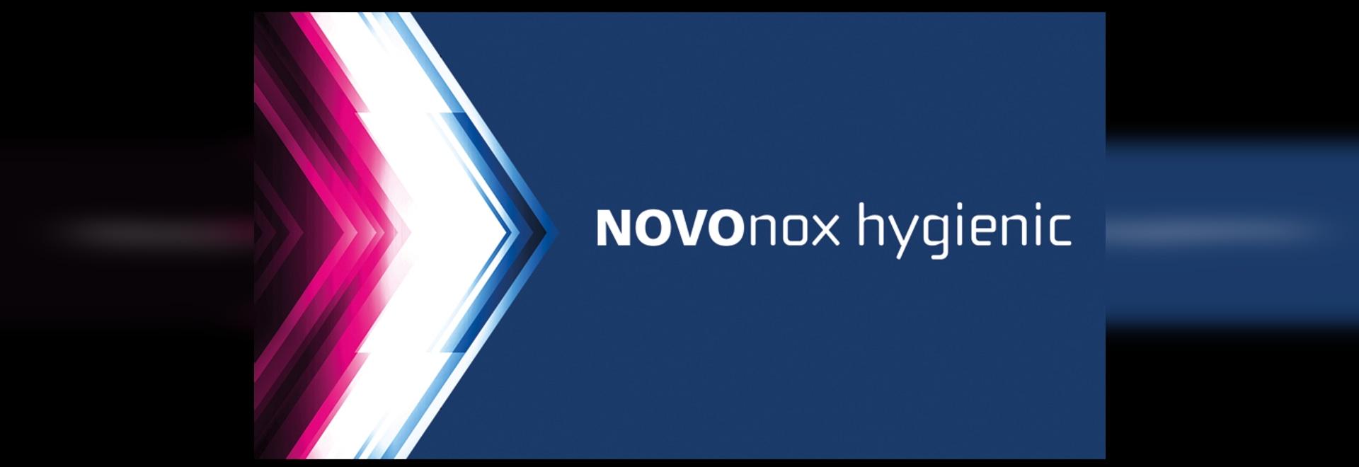 NovoNox est maintenant NOVOnox hygiénique