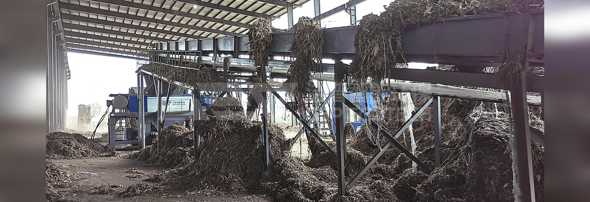 La paille transformée en carburant ! Le GEP ajoute de l'énergie aux projets de production d'électricité à partir de la biomasse