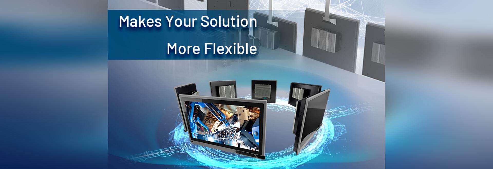 Panel PC modulaire - DFI Inc.
