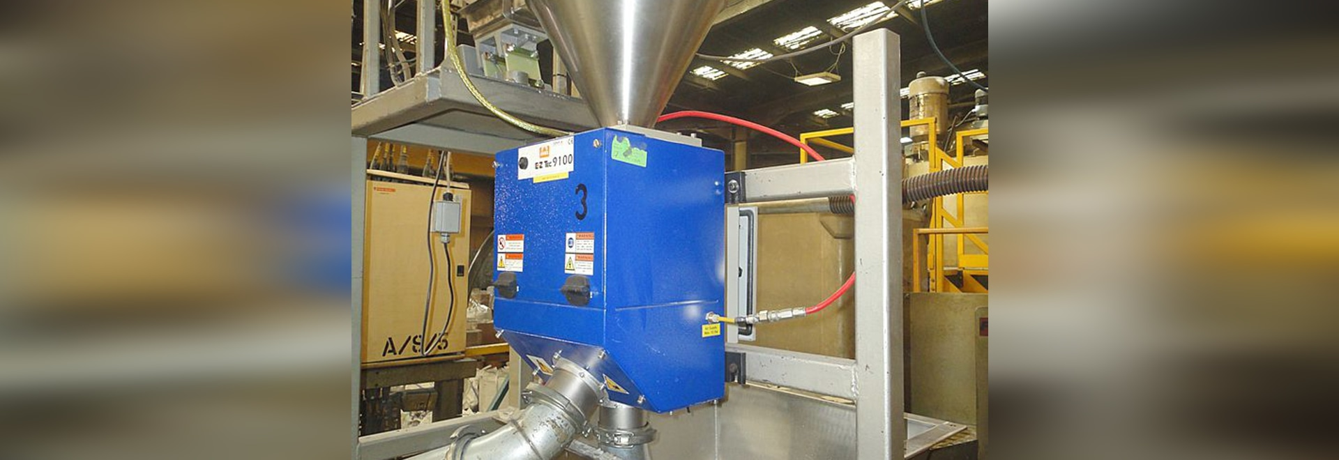 Petlon Polymer installe le séparateur tout métaux E-Z Tec 9100