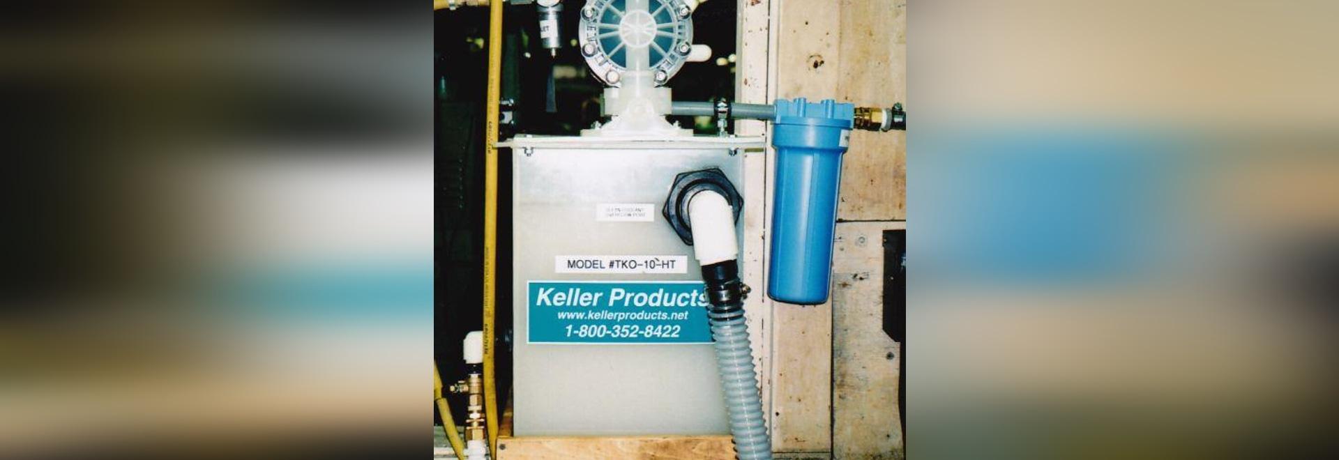 Le pétrole de TKO-10HT/séparateur d'eau tire l'eau huileuse de rinçage de la surface de réservoir de rinçage
