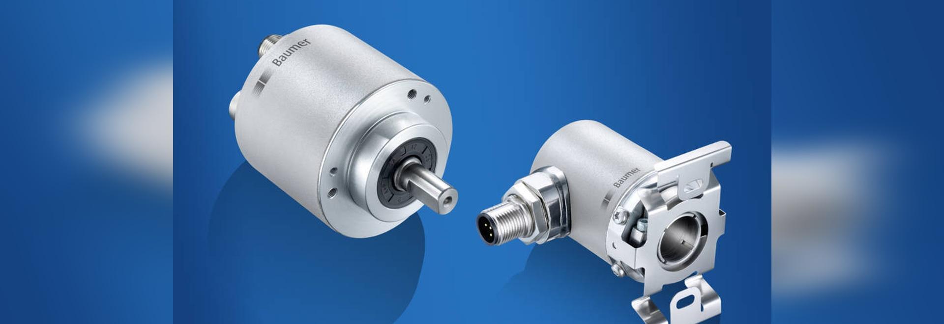 Précision robuste – la nouvelle génération absolue magnétique d'encodeur