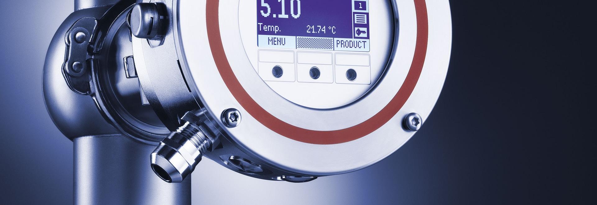 Présents d'ANTON PAAR : Avantages clair comme de l'eau de roche pour la mesure de processus de CO2 en boissons avec le carbo 520 optique