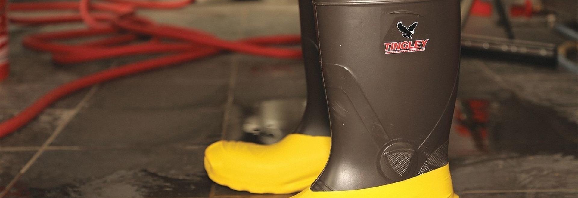 Produit vedette : Couvre-chaussures Tingley Boot Saver® de Nelson-Jameson