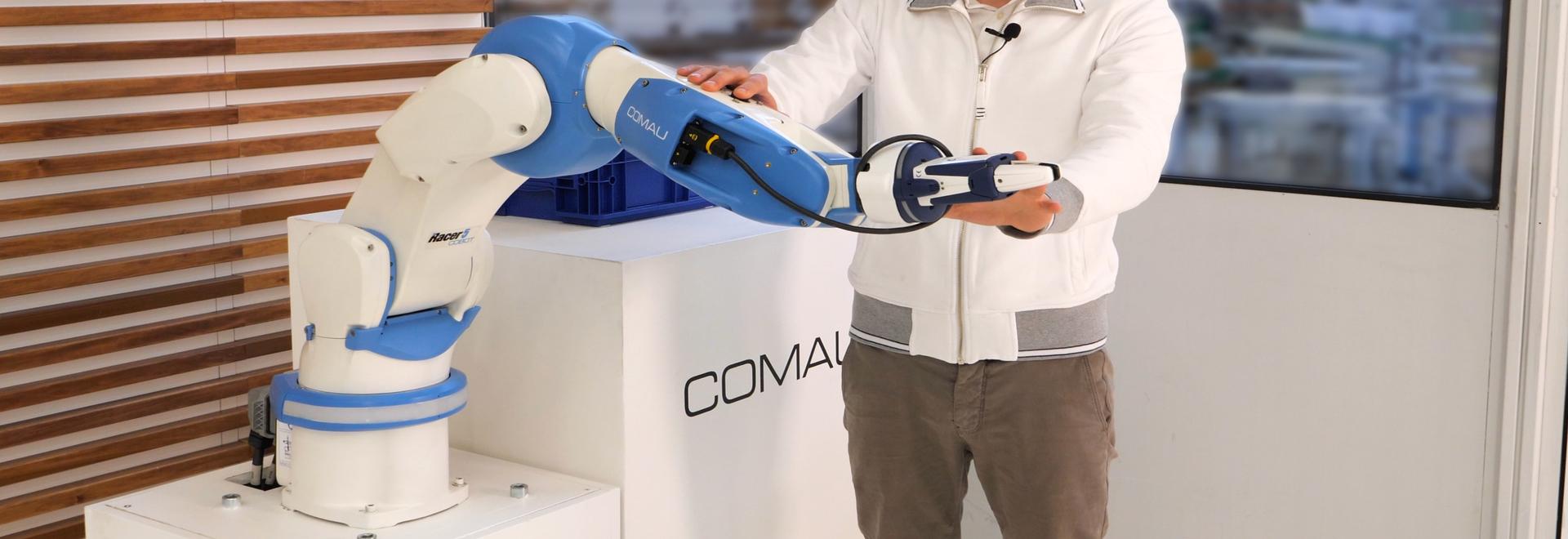 Racer-5 Cobot