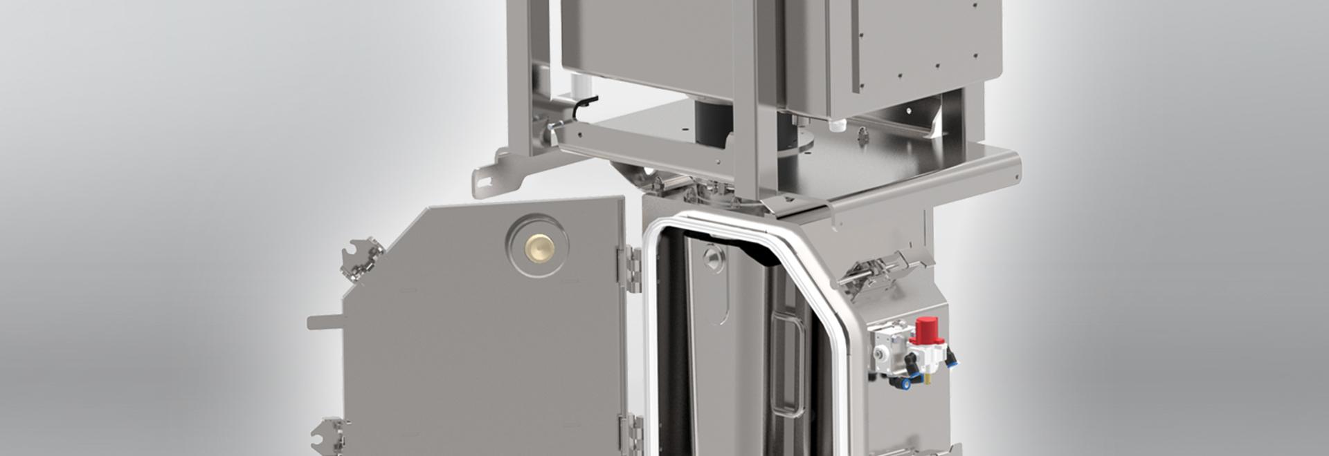 Le RAPID PRO-SENSE 6 de Sesotec est un séparateur de métaux développé en tenant compte des défis spécifiques des producteurs de granulés, de composés et de mélanges maîtres. (Image : Sesotec GmbH)