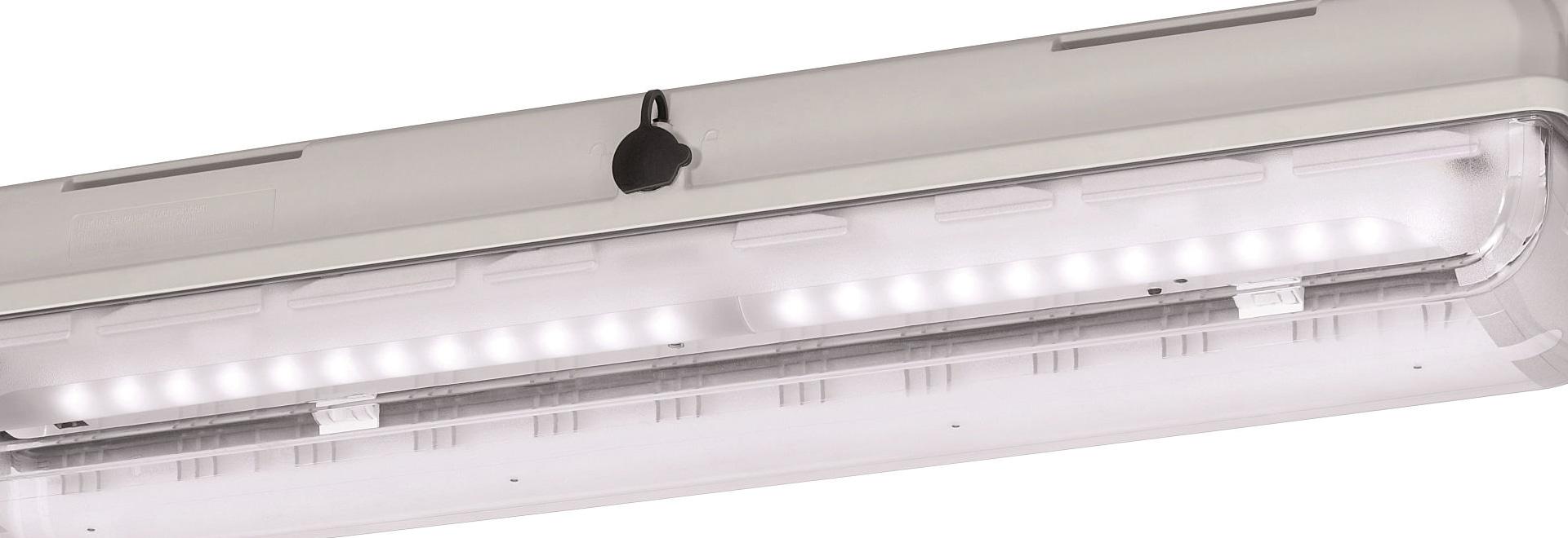 Rendement léger optimum, logement montré pour des zones ex : La LED légère et durable s'allume pour l'éclairage général