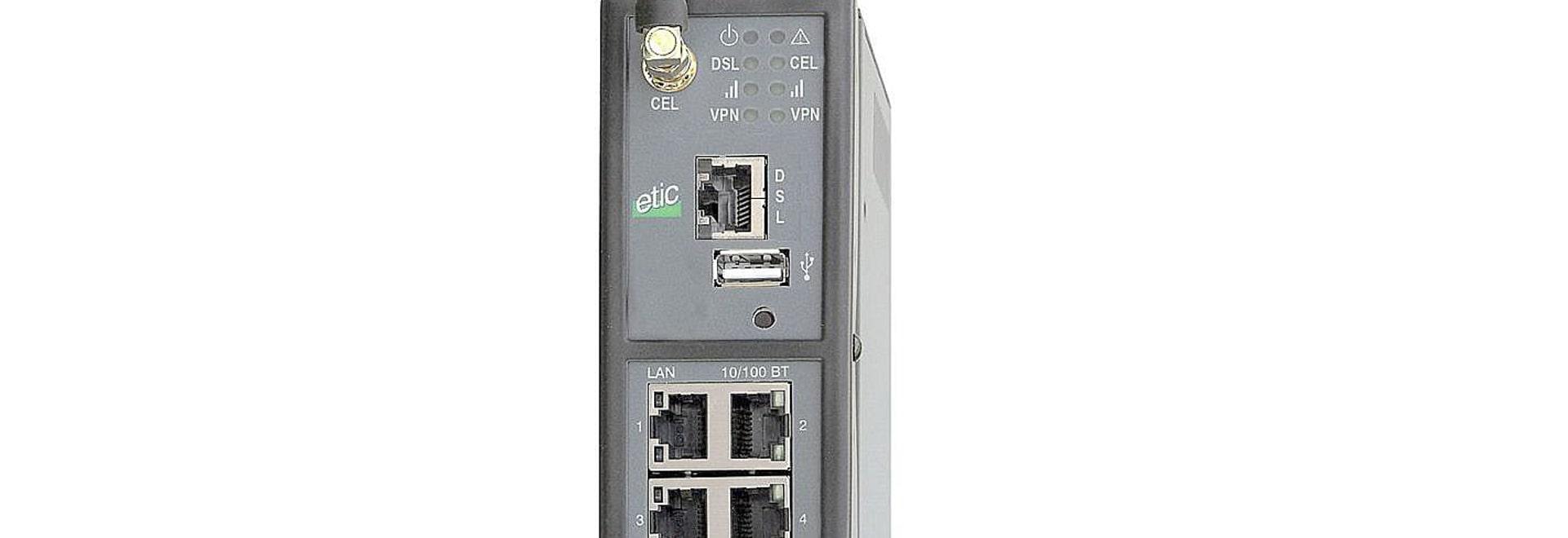 Routeur ADSL avec back up Cellulaire