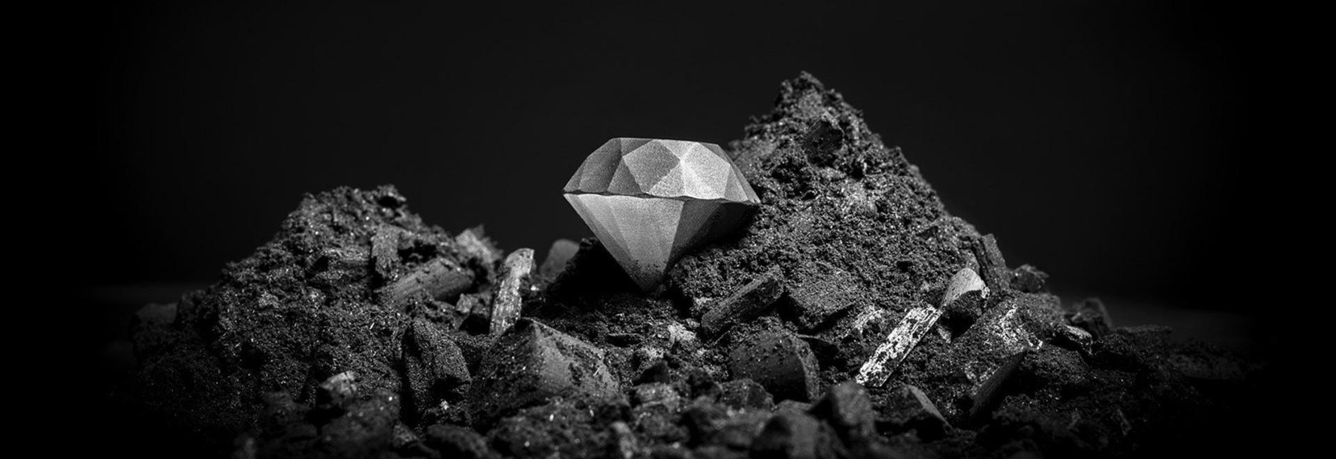 Sandvik crée le premier composite diamant imprimé en 3D