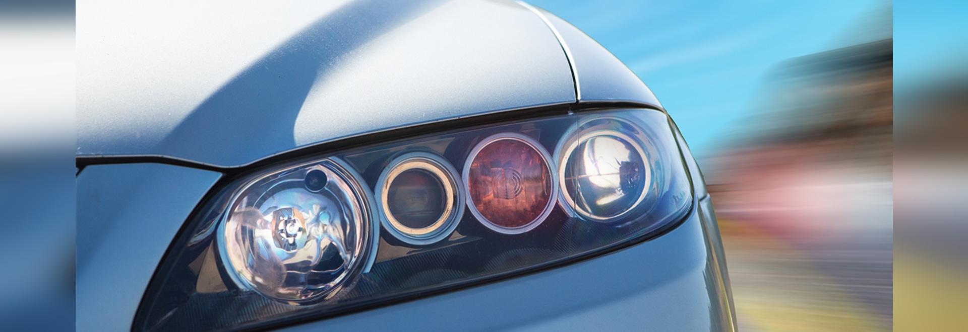 Solutions de mesure pour l'éclairage intérieur et extérieur des véhicules