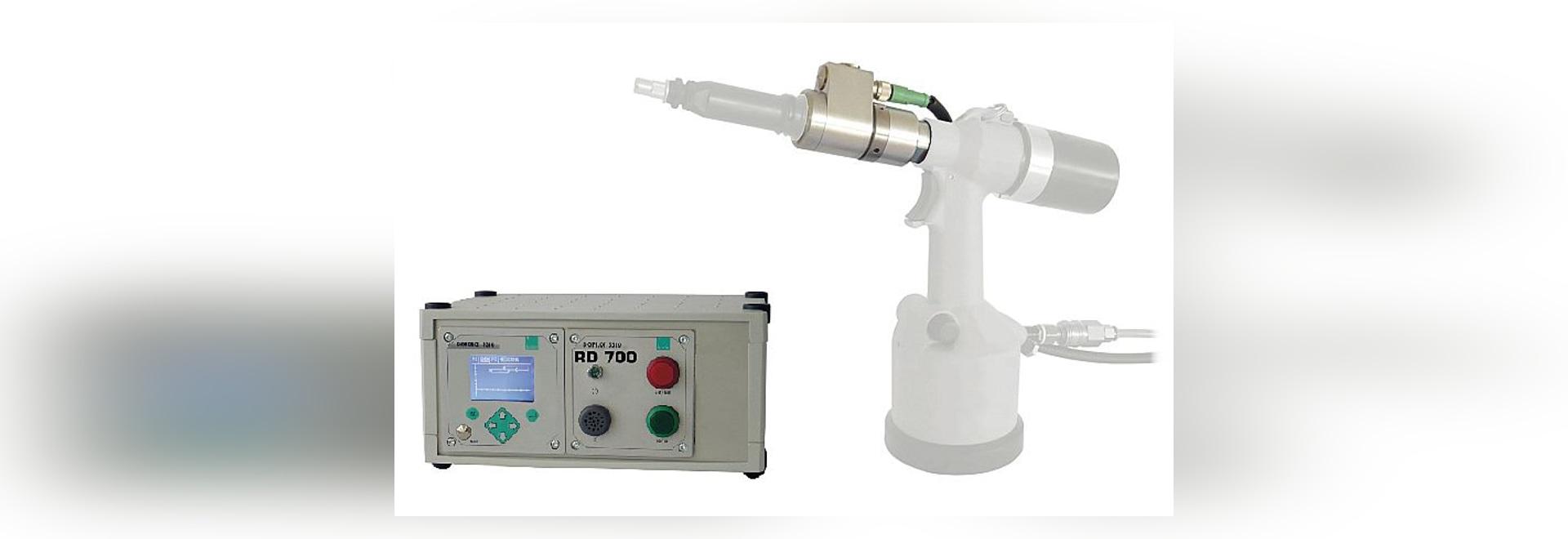 Le système de contrôle de processus RD 700 assure des standards