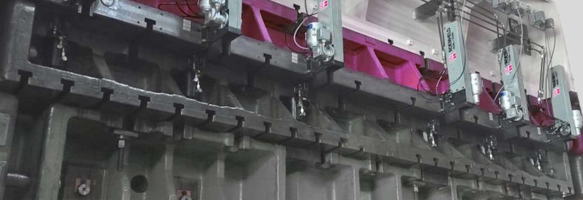 Système de serrage rapide Flexline