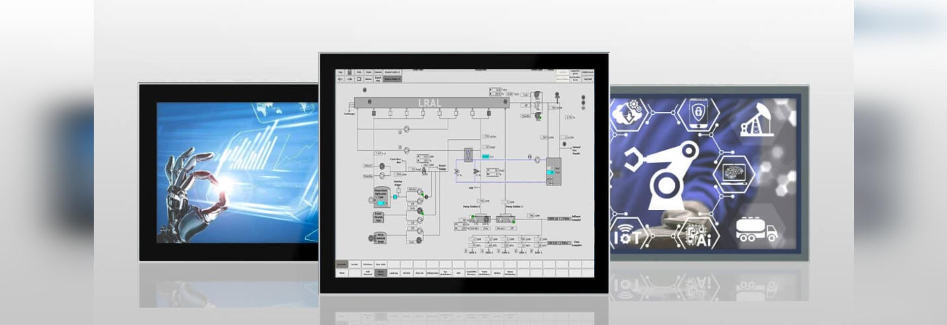 TAICENN Gamme complète de PC à écran tactile