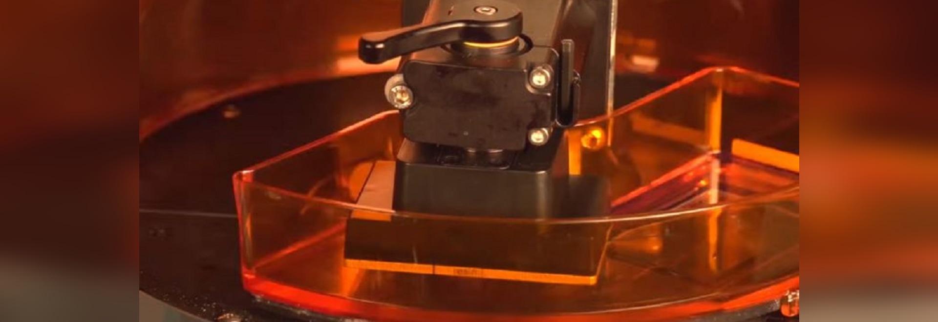 Technologie d'impression 3D