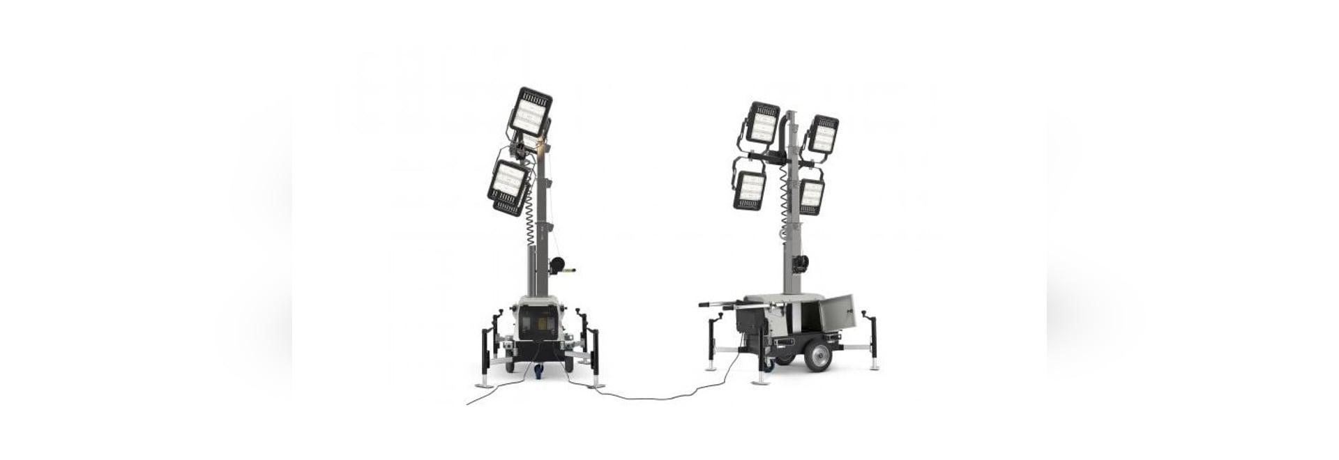 Tour de lumière de Generac LINKTower LED