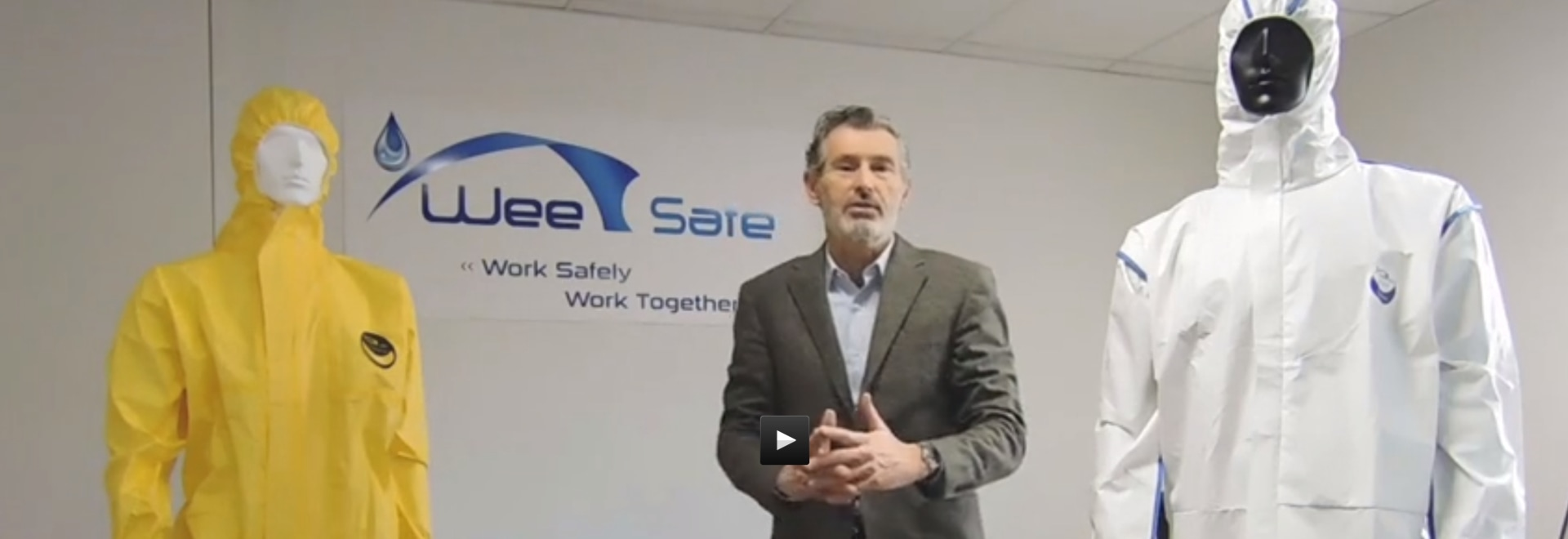 Vidéo institutionnelle WeeSafe