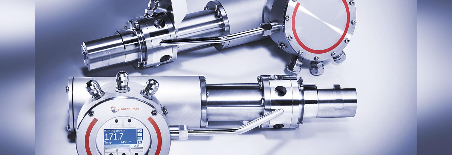 Viscomètre intégré pour des secteurs dangereux : L-Force 520 ex