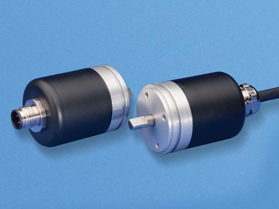 Novotechnik présente la série RSB 3600 de capteurs absolus d'angle de braquage monotour