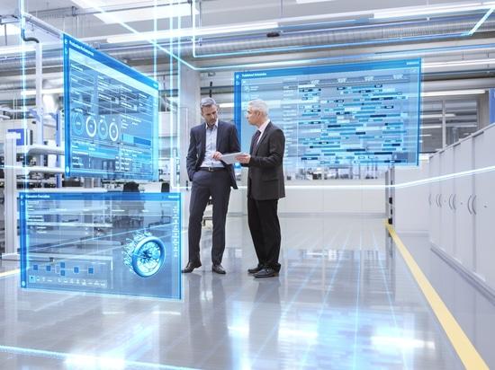 Siemens annonce les solutions logicielles Siemens Opcenter pour la gestion des opérations de fabrication (MOM)