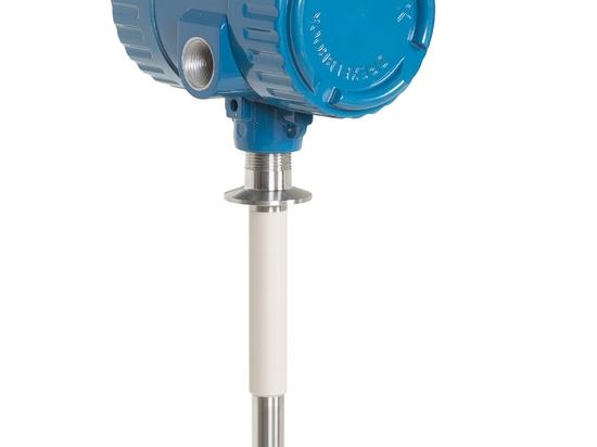 Drexelbrook lance des sondes de mesure de niveau certifiées 3A adaptées aux applications sanitaires