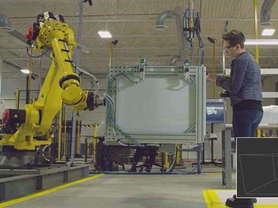 Veo Robotics lance un kit de développement pour des cellules de travail robotisées plus sûres
