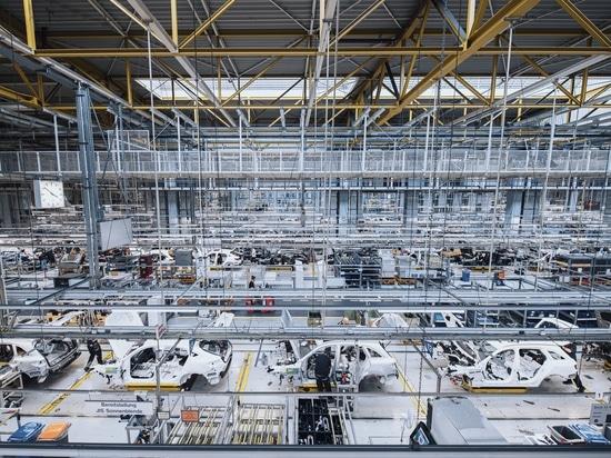 Mercedes démarre la production GLC à Brême