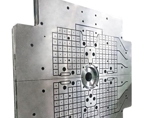 Systèmes de bridage magnétique Römheld Rivi