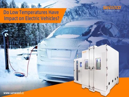 Les basses températures ont-elles un impact sur les véhicules électriques ?