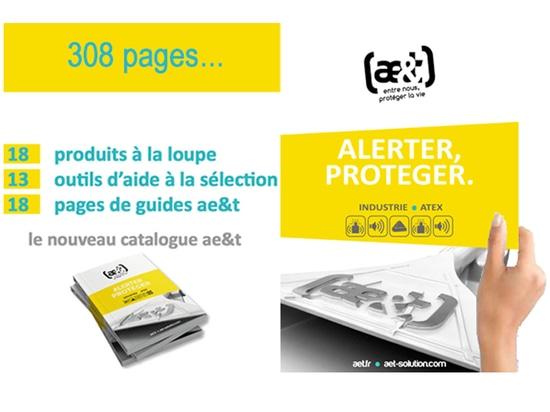 Nouveau catalogue ae&t 2019