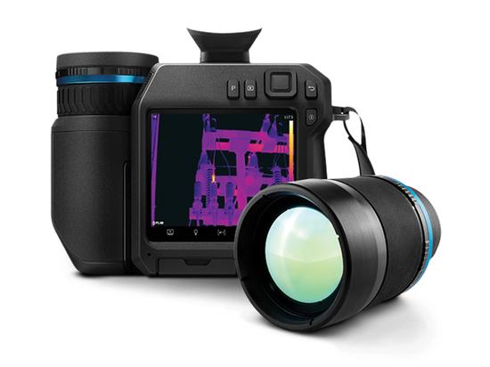 La caméra thermique rationalise les inspections industrielles