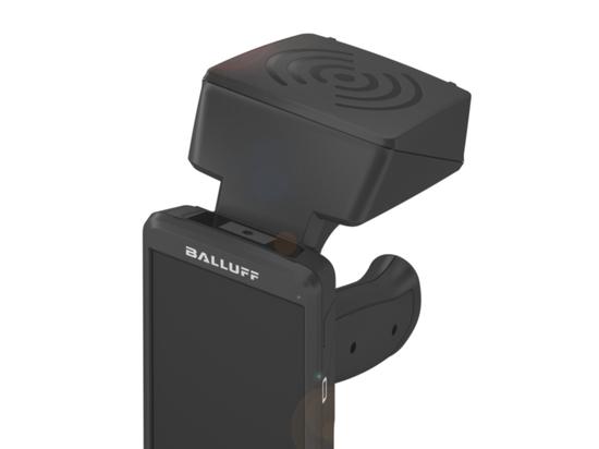 Balluff présente le lecteur RFID portable U-890 UHF UHF de Balluff
