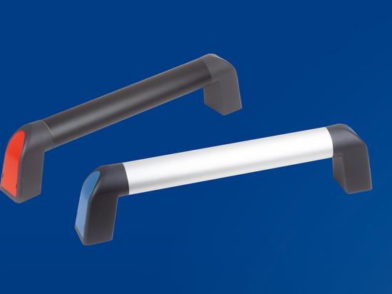 Au Motek, KIPP présentera également la nouvelle poignée tubulaire Bighand.