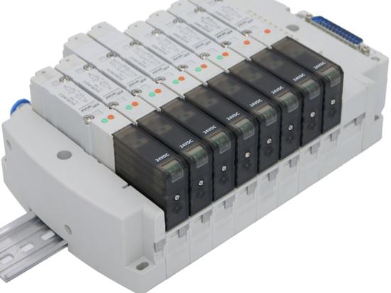Série d'électrovannes à solénoïde VH2