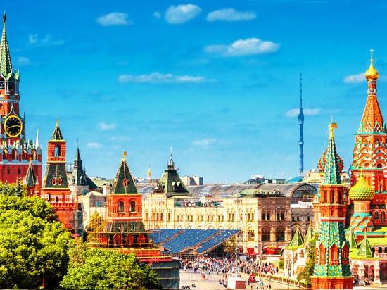Moscou - beaucoup de curiosités à couper le souffle