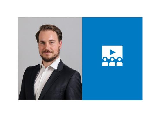 Lasse Behrmann, chef de projet MSc Technologies légères, KVT-Fastening
