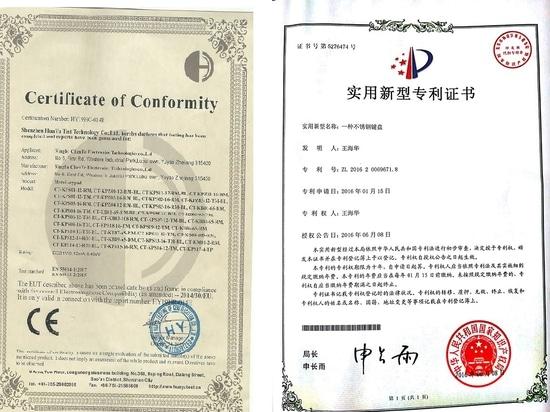 Ningbo ChenTe Electronics Technologies Co, Ltd