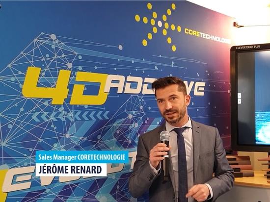 Interview de Jérôme Renard et Georges Teiti, sales developers pour CoreTechnologie