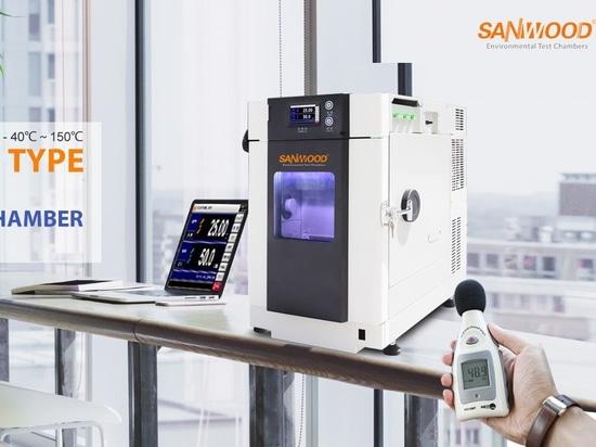 Banc/mini chambre d'essai pour laboratoire ou bureau de R&D