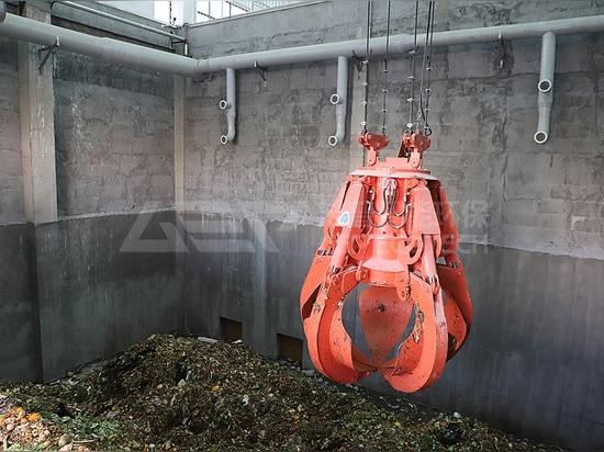 Mise en service du centre de tri intelligent des déchets ménagers de Zhengzhou