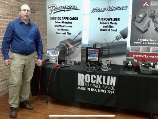 Le salon virtuel de l'industrie manufacturière de Rocklin