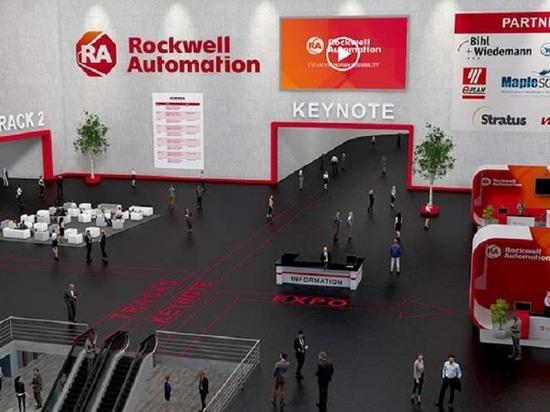 Rockwell Automation annonce une série d'événements virtuels à partir du 12 mai