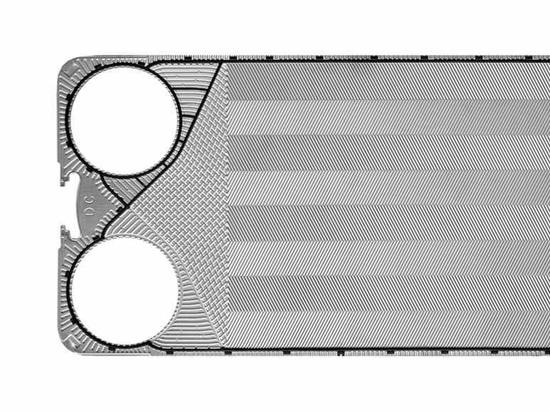 La nouvelle plaque d'échangeur de chaleur NX350M