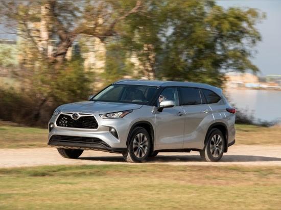 L'usine de Huntsville fabrique des moteurs pour des véhicules Toyota populaires comme le Toyota Highlander 2020