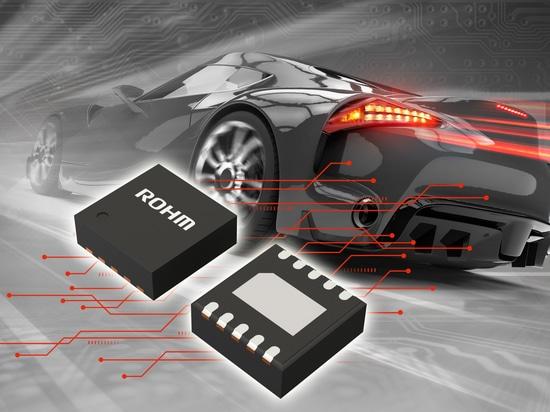 Un nouveau pilote de LED monolithique pour l'automobile qui assure un éclairage stable même en cas de chute de tension de la batterie