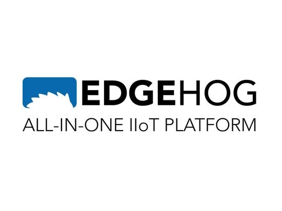 Plate-forme Edgehog All-in-One IIoT