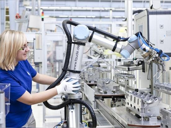 Robot collaboratif