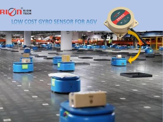 AGV gyroscope de navigation de cap