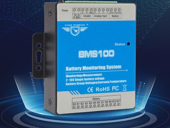 Solution IdO pour le système de surveillance à distance des batteries du BMS